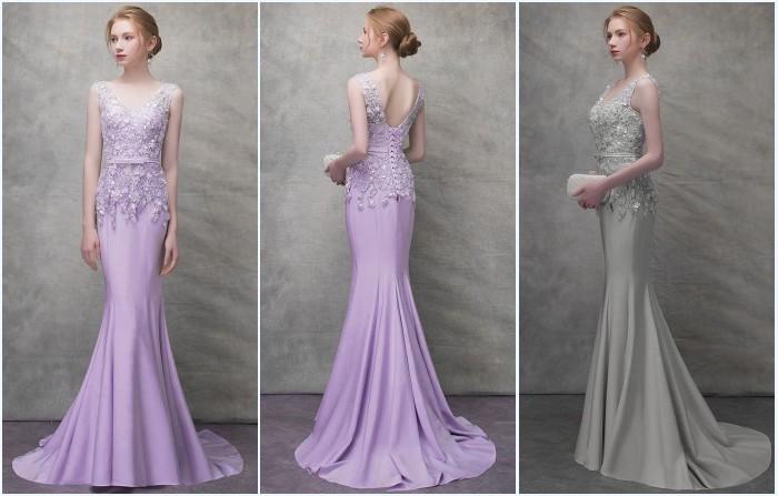 robes de soirée de sirène
